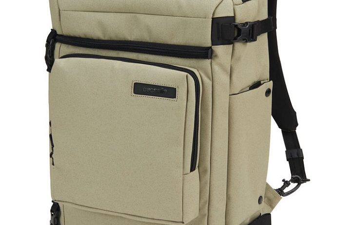 Deal: Pacsafe Camsafe Z25 Anti-Theft Camera and 15″ Laptop Backpack for $79.95