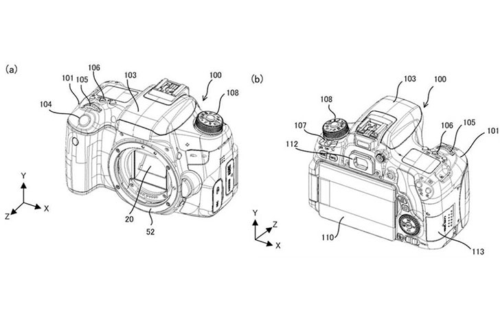 Patent: Increased Precision of Shake Correction