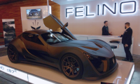 Vancouver Auto Show 2019 - Felino CB7r Sports Car.png