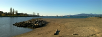 When all you have is a Toy Camera - A Nice Day in Vancouver is This at Sunset Beach.png