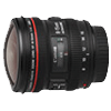 Canon EF 8-15mm f/4L USM Fisheye Lens