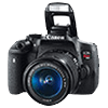 Canon EOS Rebel T6i / 750D