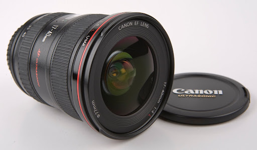 Review – Canon EF 17-40mm f/4L