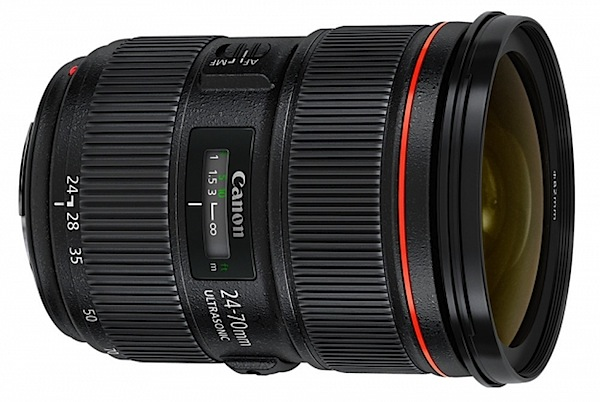 Deal: Canon EF 24-70 f/2.8L II for $2047
