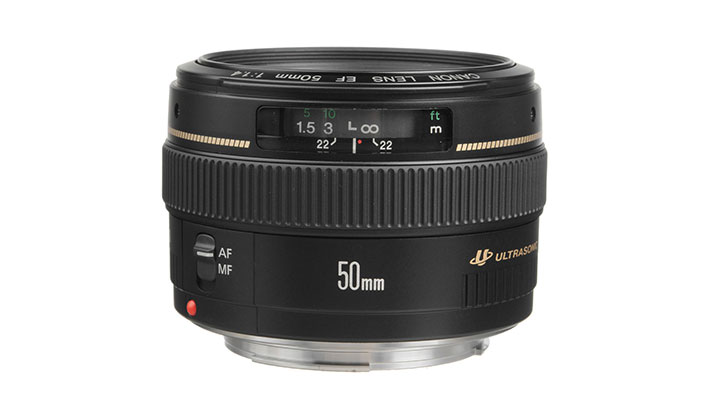 Canon EF 50mm f/1.4 USM Replacement Finally Coming? [CR1]