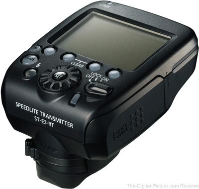 Canon Speedlite Transmitter ST E3 RT - Review: Canon Speedlite Transmitter ST-E3-RT