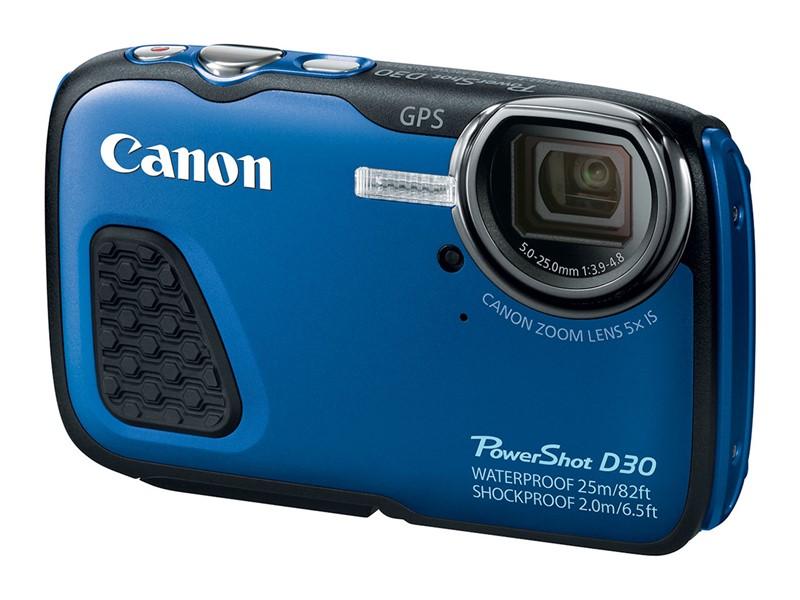 Canon Announces New Superzoom PowerShot SX700 HS & Rugged PowerShot D30