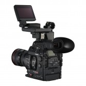 EOS C300 Mark II BSL 24 105 f4L LCD Monitor Up 168x168 - Announcement: Canon EOS C300 Mark II. Full Coverage and Videos Here.