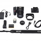 XC10 11 WH KIT 168x168 - Announcement: Canon XC10, A Breakthrough Compact 4K Video and Stills Camcorder