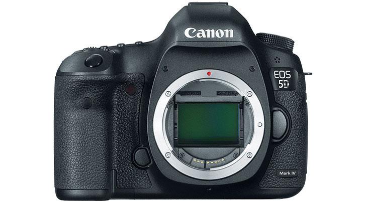 Canon EOS 5D Mark IV Specification List [CR1]