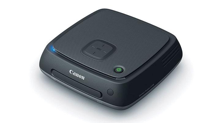 Canon Announces Connect Station Mobile App