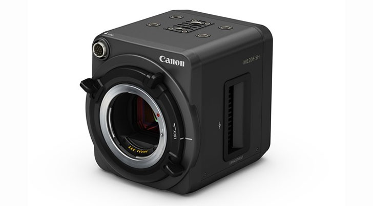 Canon's First Ultra-High-Sensitivity Multi-Purpose Camera Features ISO Equivalent Of Over 4,000,000