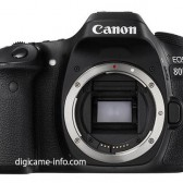 canon eos80D f001 168x168 - UPDATED: Canon EOS 80D Specifications