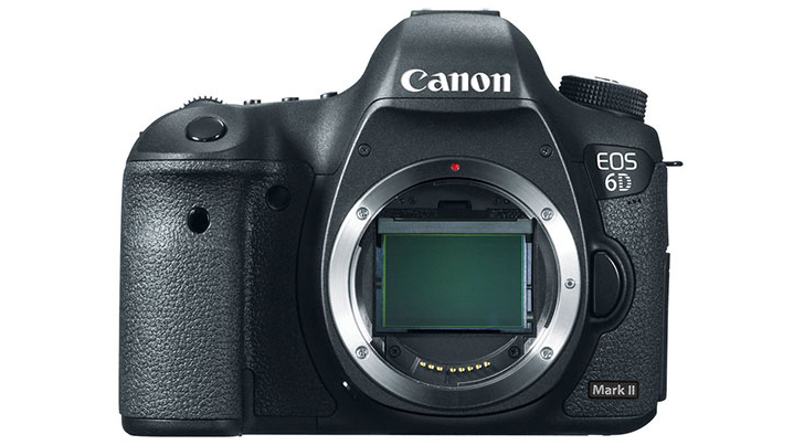 Canon EOS 6D Mark II Registered With Certification Body