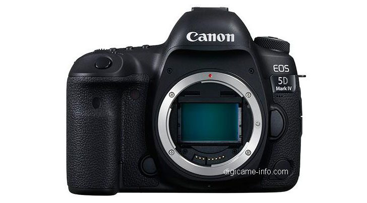 *UPDATED* More Specifications & Images of EOS 5D Mark IV