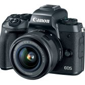 EOSM HR EOS M5 EFM15 3Q hiRes 168x168 - Canon Introduces the EOS M5 Digital Camera and its First EF-M High Power Zoom Lens