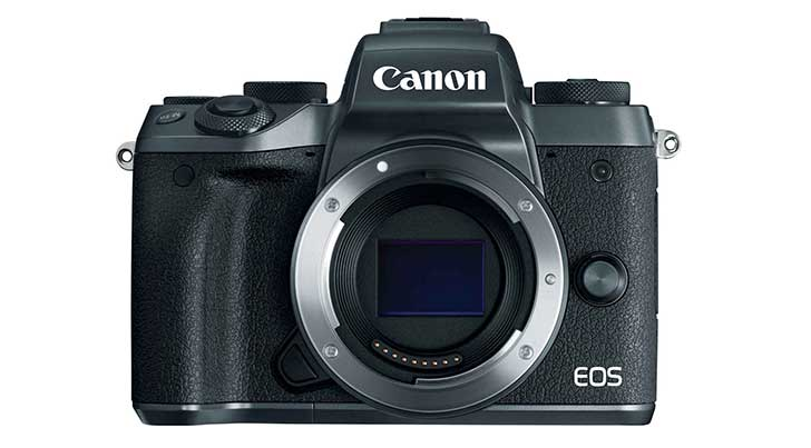 Review: Canon EOS M5 by DPReview