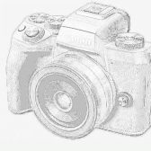 eosm5sketch 168x168 - *UPDATED* Is This The Canon EOS M5?