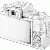 eosm5sketch2 168x168 - *UPDATED* Is This The Canon EOS M5?