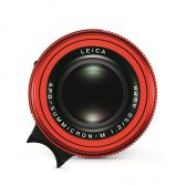 0374197962 168x168 - Red is the New Black, Leica Announces New Limited Edition Lens