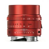 6617419781 168x168 - Red is the New Black, Leica Announces New Limited Edition Lens