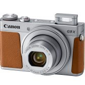 G9X MarkII silver 3q flash hiRes 168x168 - Canon Announces PowerShot G9 X Mark II, G7 X Mark II Video Creator Kit & VIXIA HF-R Series