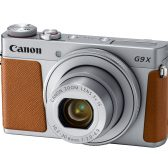 G9X MarkII silver 3q no flash hiRes 168x168 - Canon Announces PowerShot G9 X Mark II, G7 X Mark II Video Creator Kit & VIXIA HF-R Series