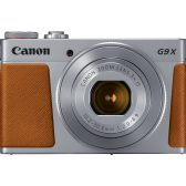 G9X MarkII silver front hiRes 168x168 - Canon Announces PowerShot G9 X Mark II, G7 X Mark II Video Creator Kit & VIXIA HF-R Series