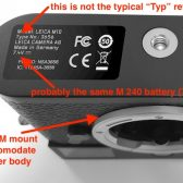 Leica M10 camera explained 2 168x168 - The Leica M10 is Coming January 18