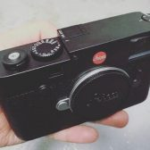 Leica M10 camera in black 168x168 - The Leica M10 is Coming January 18