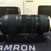 Tamron SP 70 200mm f2.8 Di VC USD G2 lens 2 168x168 - New Tamron SP 70-200mm f/2.8 Di VC USD G2 Lens Coming Soon