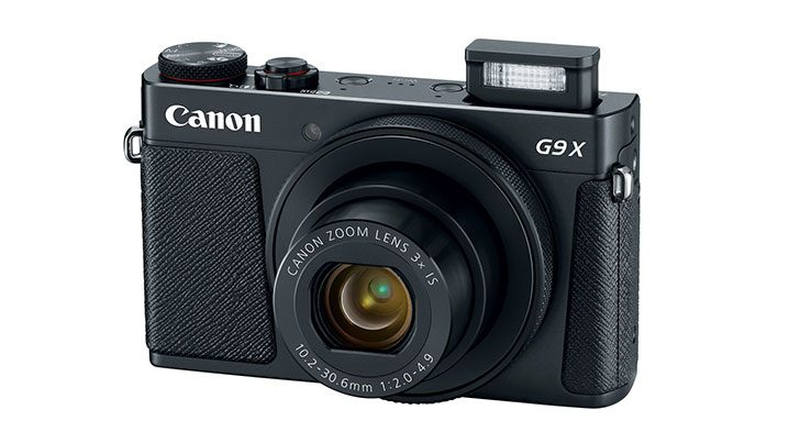 Review: Canon PowerShot G9 X Mark II by DPReview