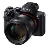 4421690204 168x168 - Sony Introduces 100mm F2.8 STF G Master, 85mm f/1.8 & New Flash