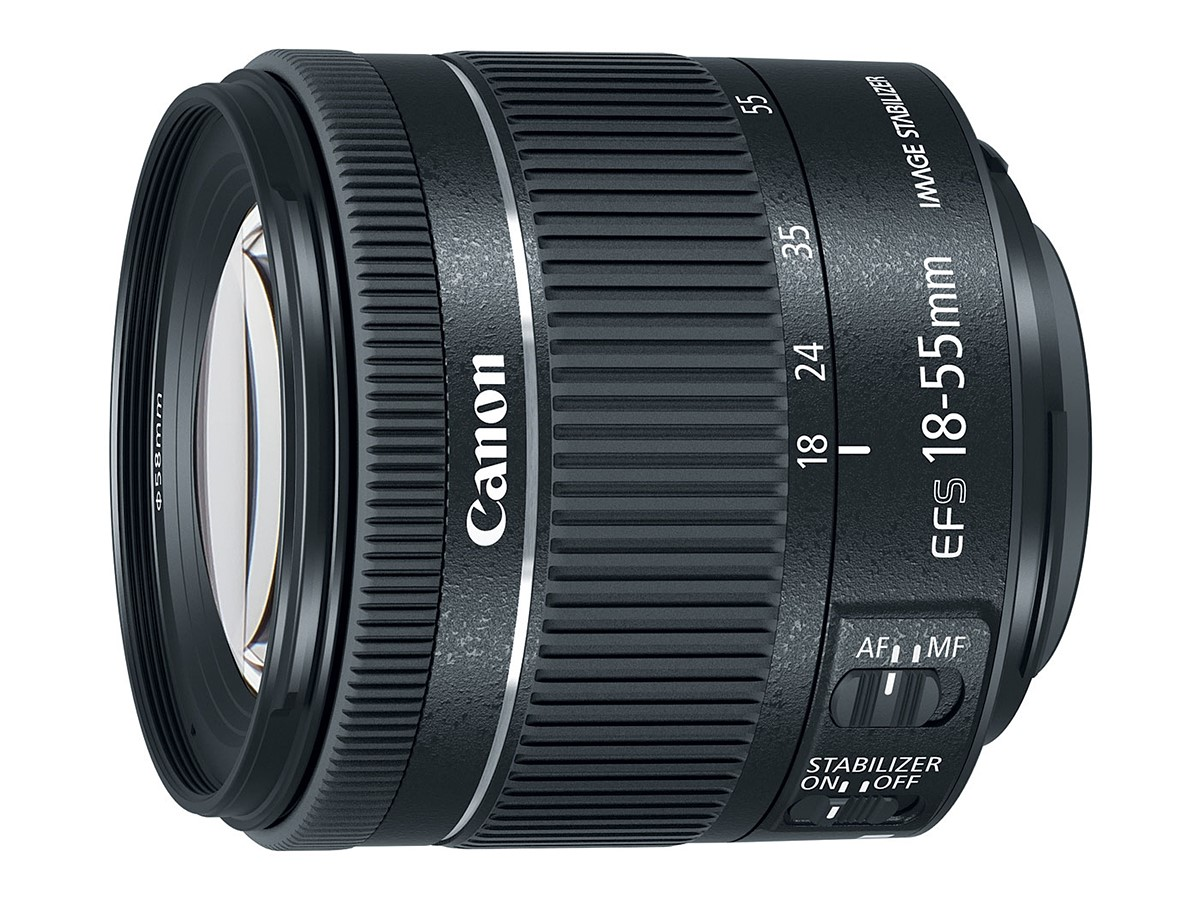 Canon Announces Bluetooth Remote and EF-S 18-55mm F4-5 6 IS STM