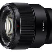 8279013476 168x168 - Sony Introduces 100mm F2.8 STF G Master, 85mm f/1.8 & New Flash