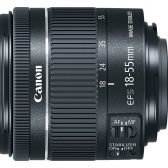 9128223337 168x168 - Canon Announces Bluetooth Remote and  EF-S 18-55mm F4-5.6 IS STM