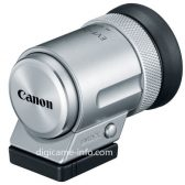 canon evf dc2 silver 001 168x168 - Images of the Canon EOS M6 & EVF Have Leaked