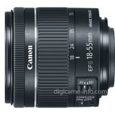 ef s 18 55 f4 5.6 001 168x168 - Images of the Canon EOS M6 & EVF Have Leaked
