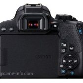 eos 800d 004 168x168 - Images & Specifications for the EOS Rebel T7i