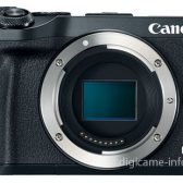 eosm6 black 003 168x168 - Here are the Canon EOS M6 Specifications