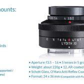73eb676b67ff182c739ebb81df5d8cef original 168x168 - Meyer Optik Announces Modern Version of Historic Lydith 30mm F3.5