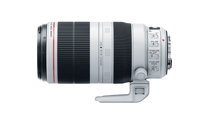 Another Mention of a Canon Non-L Telephoto Zoom [CR2]
