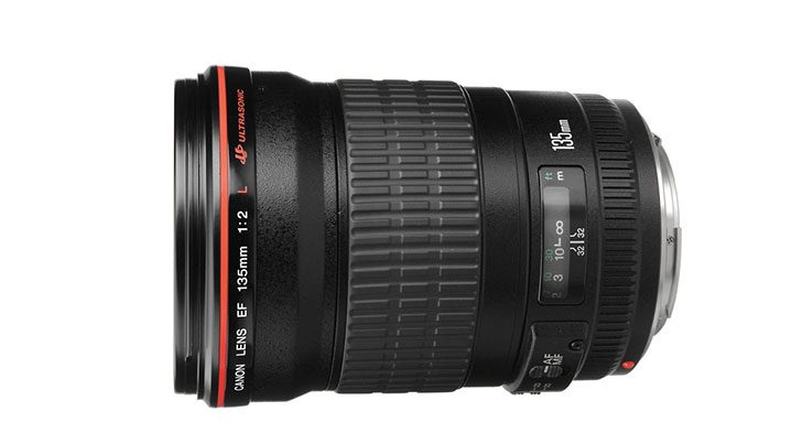 Another Canon EF 135mm f/2L IS USM Mention [CR2]