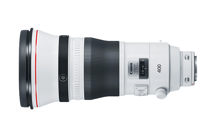 Canon will soon announce the RF 600mm f/4L IS USM, RF 400mm f/2.8L IS USM and RF 100mm f/2.8L IS USM Macro