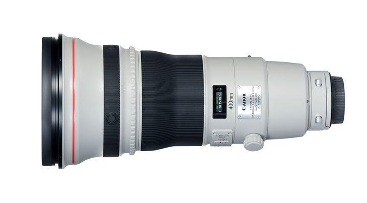 Deal: Refurbished Canon EF 400mm f/2.8L IS II $7999 (Reg $9999)