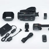 xf405 kit hiRes 168x168 - Canon Launches The XF405, XF400 and VIXIA GX10