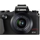 canon 168x168 - Images & Specifications For the Canon PowerShot G1 X Mark III