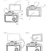 screenpatent 01 168x168 - Canon Patent: New Rear Screen Concept for DSLRs