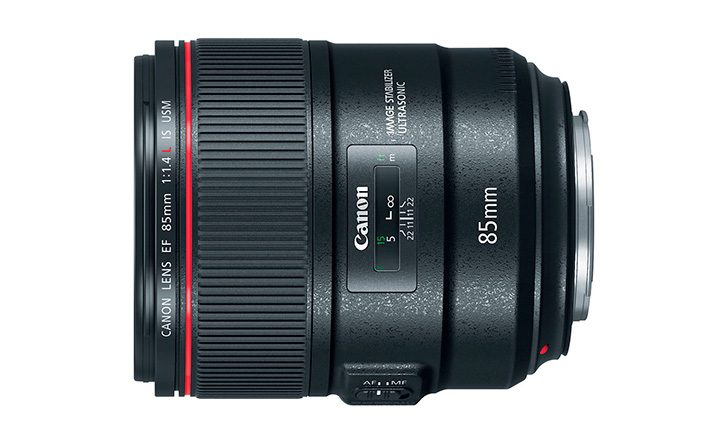 Review: Canon EF 85mm f/1.4L IS USM by TDP