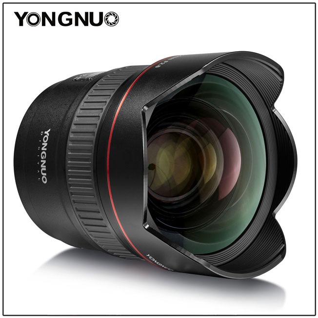 69d317057 Yongnuo Develops a Canon EF 14mm f/2.8L II Alternative, Not a Clone ...